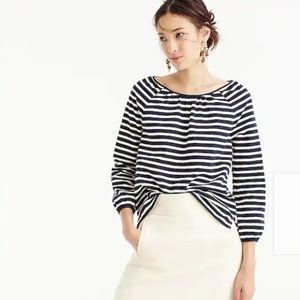 J.Crew Striped Shirt Size XS